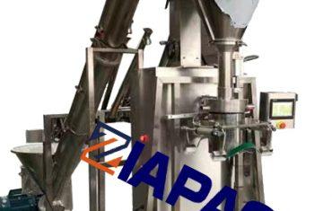 Półautomatyczna maszyna do pomiaru ślimaków do produktów proszkowych