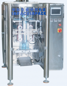 Automatic gusseted & pillow bag froming filling packing machine