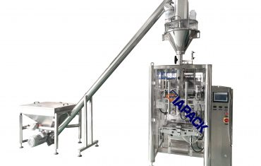 Automatic vertical bag forming filling packaging machine for wheat flour