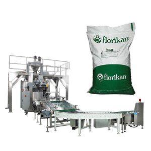 Automatyczna maszyna pakująca do mleka w proszku w workach 10 kg 25 kg
