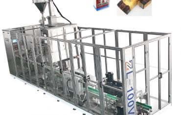 Automatyczna maszyna do pakowania w worki próżniowe typu liniowego