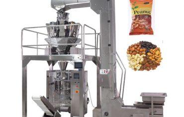 automatyczna maszyna do pakowania orzeszków ziemnych w workach fasoli