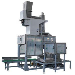 Automatyczna maszyna do napełniania proszków do dużych worków