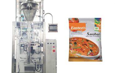maszyna do pakowania w proszku z esencją kurczaka