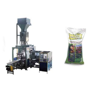 Automatyczne ziarno 50kg Big Bag chemicznych maszyny do pakowania nawozów