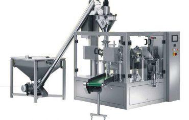 automatyczne urządzenie do pakowania w proszku z nadzieniem obrotowym
