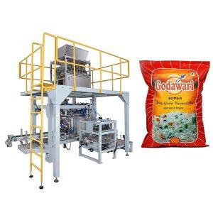Big Bag Granular heavy bag Maszyna do pakowania ryżu do 10kg-50