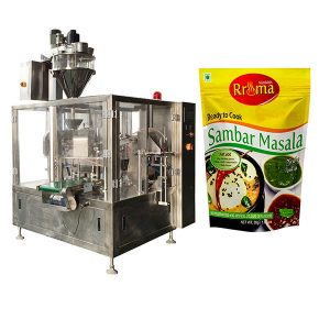 Maszyna do pakowania w proszku Chilli