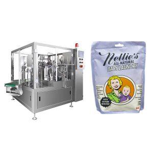 Chipsy pakujące maszyny do pakowania żywności