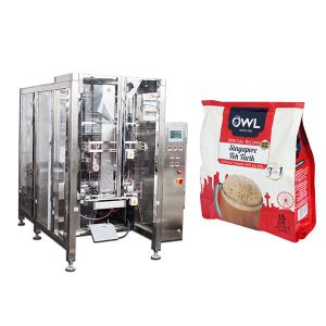 Automatyczna maszyna do pakowania kawy w proszku z odgazowywaniem