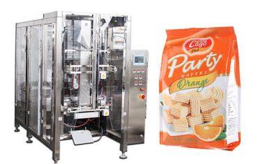 w pełni automatyczna maszyna pakująca w folię do pakowania żywności