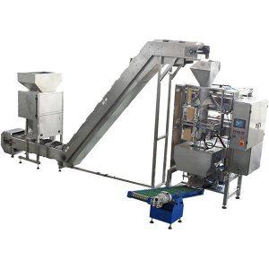 Granuluje maszyna do pakowania próżniowego