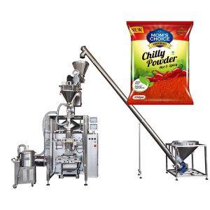 Maszyna pakująca VFFS Bagger z podajnikiem ślimakowym dla papryki i chili