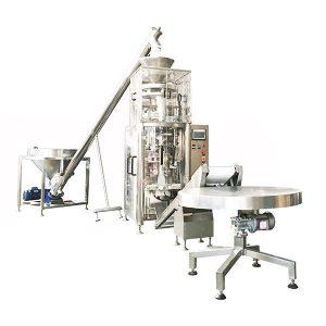 Pionowa maszyna do napełniania formularzy z kubkiem objętościowym do granulek