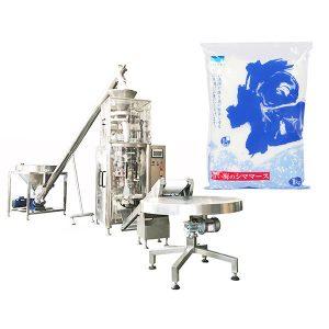 Pionowa maszyna do napełniania formularzy z kubkiem objętościowym do soli