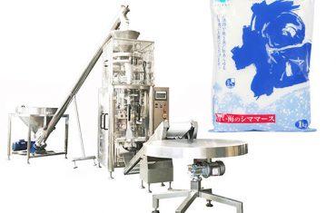 sól pionowa forma napełnij fokę maszynę z kubkiem wolumetrycznym