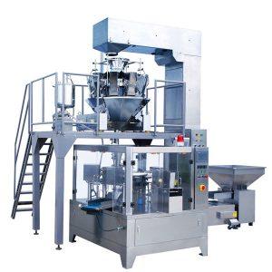 automatyczna maszyna pakująca przekąski