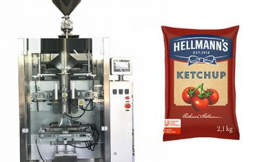 Maszyna do pakowania sosów ketchup 500g-2kg